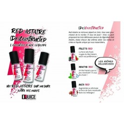 Concentré Red Astaire (de) Concentred T-Juice 3x10ml