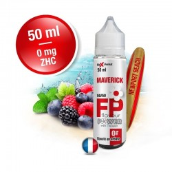 Maverick - 50/50 Flavour Power 50Ml 0Mg