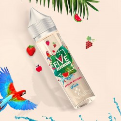 Fruits Rouges Vapeflam 50Ml 0Mg