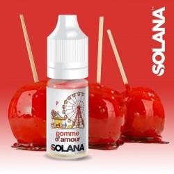 Pomme d'amour e-liquide Solana 10ml