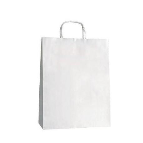 Sac Papier Blanc Pack de 200