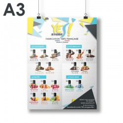 Poster A3 Yes !