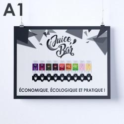 Poster Juice Bar A1