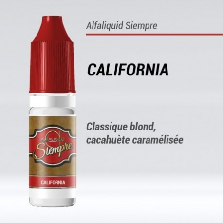 California ALFASIEMPRE 10ml