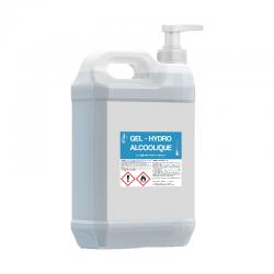 Gel Hydroalcoolique 2L Avec Pompe