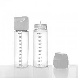 Flacon plastique Gradué 250ml
