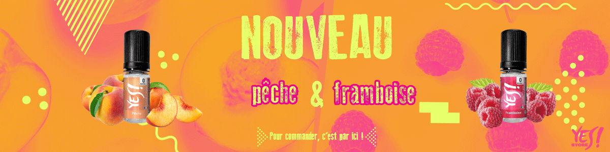 Nouvelle saveur Yes