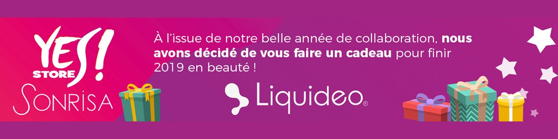 Offre de Noël Liquideo